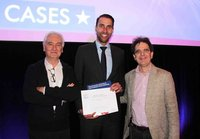 David Volders, the best clinical case winner