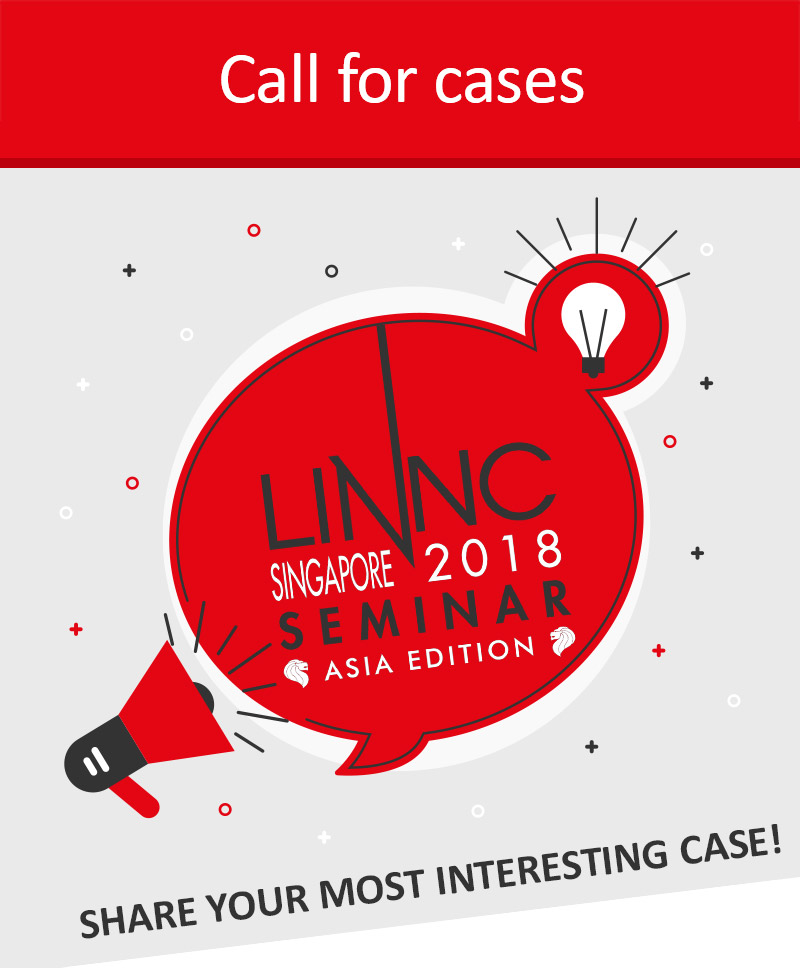 Call for cases for LINNC Seminar 2018 - Asia Edition