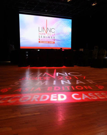 LINNC Seminar 2017 in Asia - the stage