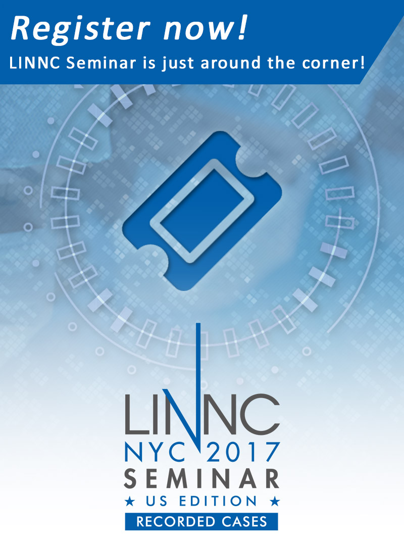 LINNC US - Register now